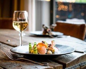 Brasserie de Meerpaal restaurant Zoutelande