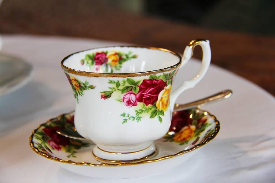 alpaca high tea