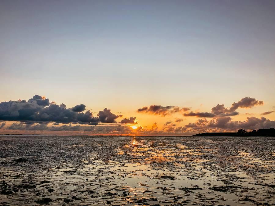 strandfoto's zeeland
