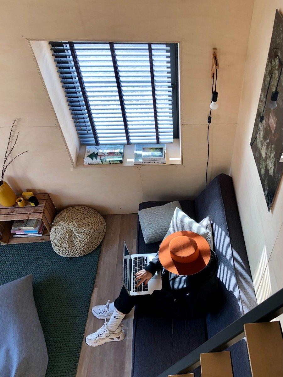 Overnachting in ons knus huisje in Groede: Vivian vertelt