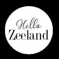 Logo Hello Zeeland wit